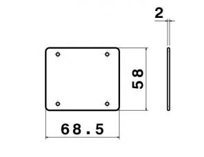 Placa PBL-100