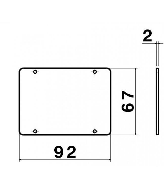 Placa PBL-102