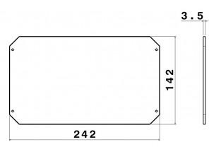Placa PBL-260