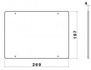 Placa PBL-310