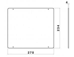 Placa PBO-405