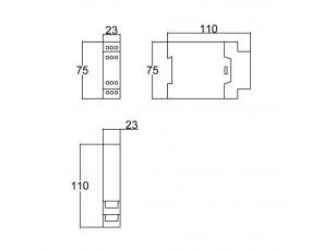 DIN 12 CONECTORES